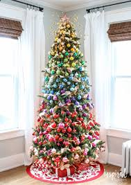 unique christmas tree decorating ideas u2013 inspired by charm
