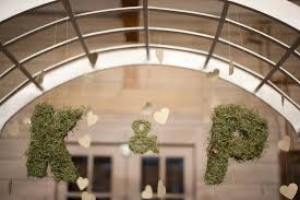 wedding backdrop etsy wedding backdrops etsy handmade weddings moss initials