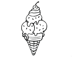 coloring pages ice cream cone ice cream cone coloring printables together with ice cream for