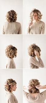 medium length hairstyles for short necks 18 pretty updos for short hair clever tricks with a handful of