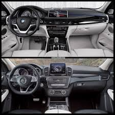 2015 mercedes benz gle vs 2015 bmw x5