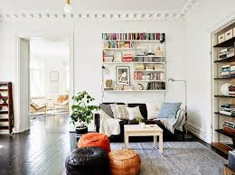 Nordic House Interiors Interior Snoop Utilitarian Nordic Home With Bohemian Elements
