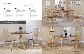 Cream Dining Chairs Furniture Mesmerizing Unique White Winners Only Furniture And