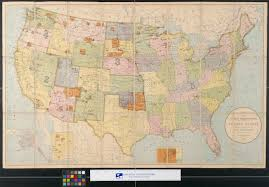 Full Map Of The United States by Map Showing Indian Reservations Within The Limits Of The United