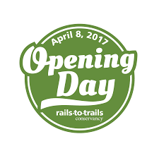 opening day for trails toolkit rails to trails conservancy