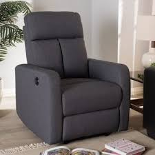 Fabric Recliner Chair Fabric Recliner Chairs Rocking Recliners For Less Overstock