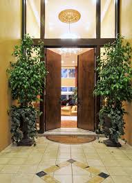 Entryway Sconces Entryway Plants Landscape Contemporary With Entry Gate