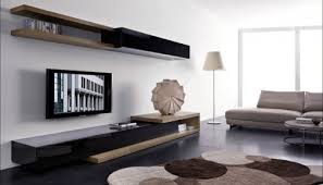 Modern Furniture Shelves by Astonishing Neat Room With Trendy Shelving Models Furniture