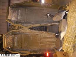 Layout Blind For Sale Armslist For Sale 2 Layout Blinds Decoys Fastgrass