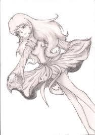 is it a fairy by flying broken wings on deviantart