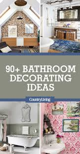 unique bathroom decorating ideas 90 best bathroom decorating ideas decor design inspirations