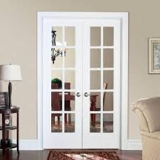home depot pre hung interior doors masonite smooth 10 lite solid primed pine prehung