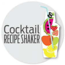 cocktail logo cocktail recipe shaker mixed drink idea generator visual ly