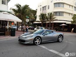 silver 458 italia 458 italia 20 february 2012 autogespot