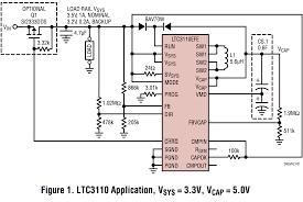 ltc design note bidirectional dc dc regulator and supercapacitor