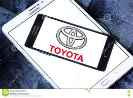 toyota logo toyota logo editorial stock photo image 36218413
