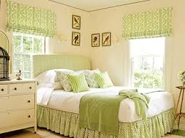 Ways To Add Green Color To Bedroom Decor - Green color bedroom
