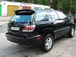 lexus rx 300 years made 2002 lexus rx300 pictures 3 0l gasoline automatic for sale