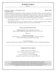 Sample Educator Resume by Resume Sample For Experienced Teacher Templates