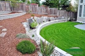 landscaping surrey drainage contractor yard perimeter