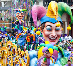 list of 2018 mardi gras parades events and locations in the