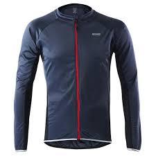 cycling jacket blue cycling jackets 2018 men s summer long sleeve cycling jersey mtb