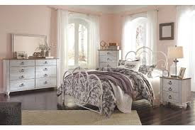 loriday queen metal bed ashley furniture homestore