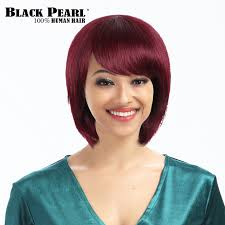 from pixie cut to bob with extensions black pearl short pixie cut bob wigs for black women wine short