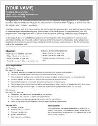 Best Administrative Resume by Benefits Officer Sample Resume Hospital Administration Cover