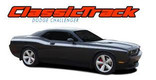 Dodge Challenger 2013 - dodge challenger stripes vinyl graphic decal body door classic