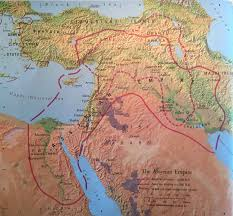 Biblical Map Biblical Map The Assyrian Empire World Events And The Bible
