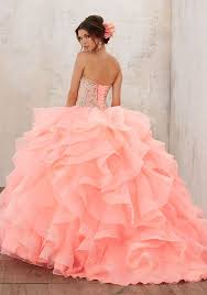 coral quince dress timeless regal quinceanera dresses fit for a like you