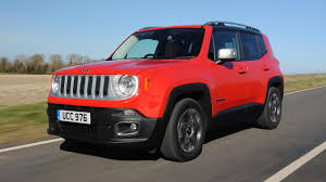 car jeep 2017 jeep renegade review top gear