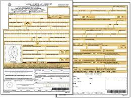 best 25 passport application form ideas on pinterest online