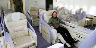 how to get a free flight upgrade business insider