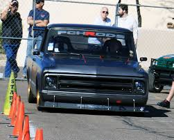 2014 las vegas truck show brandy morrow phillips takes goodguys scottsdale autocross truck win
