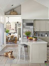 Zinc Kitchen Island - tips for farmhouses u0027 kitchen islands 1