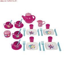 jeux imitation cuisine my pony service à thé ecoiffier king jouet cuisine et