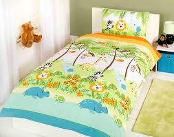 Cot Duvet Covers Jungle Cot Bedding U2022 Baby Bedroom