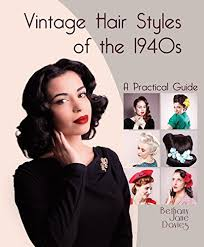 hairstyles late 40 s authentic 1940s makeup history and tutorial