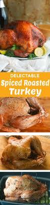 spiced roast turkey immaculate bites