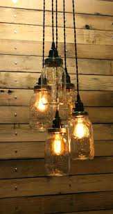 hanging triple pendant light kit pendant light kits for mason jars large mason jar pendant l kit