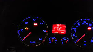 check engine light volkswagen jetta mk 5 golf gt tdi engine light youtube