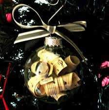 personalized red drum set ornament christmas gift coleman