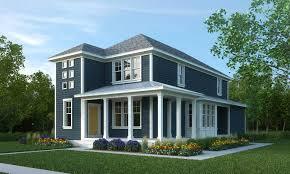 blue exterior grey roof white trim house exterior ideas new
