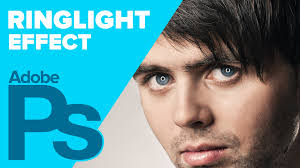 ring light effect app how to create a ring light effect in adobe photoshop youtube