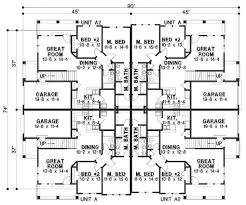 multi family house plans triplex unit multi family house plans home with mud india triplex m