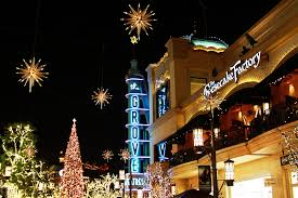 a socal story holidays at the grove