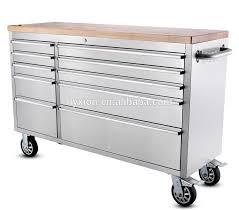 10 Drawer Cabinet Thor Tool Chest 55 U0027 U0027 10 Drawer Rolling Mechanic Tool Box Set Buy