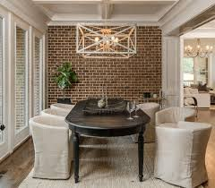 Best  Brick Accent Walls Ideas On Pinterest Interior Brick - Dining room accent wall